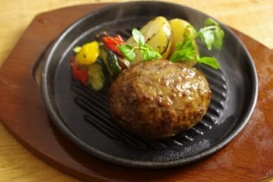 Premium Hamburger Steak