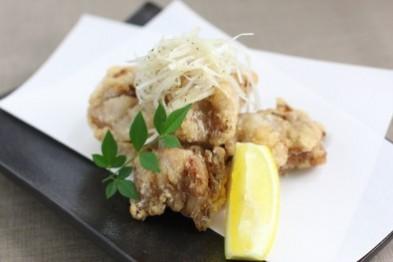 Hakata Chicken Deep-Fried with Salt