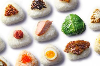 Omusubi (Rice Balls)