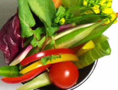 恋する野菜ビュッフェ