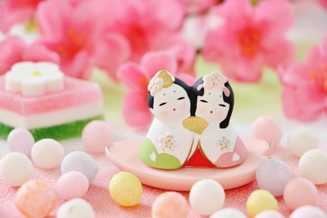 日本の年中行事、桃の節句